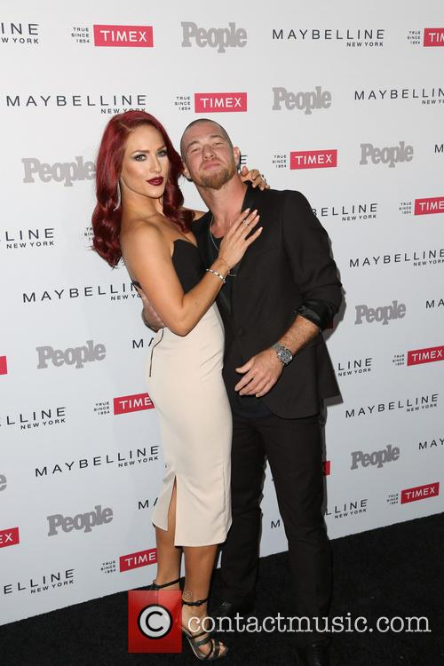 Sharna Burgess and Guest 2