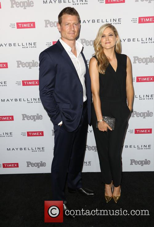 Philip Winchester and Charity Wakefield 1