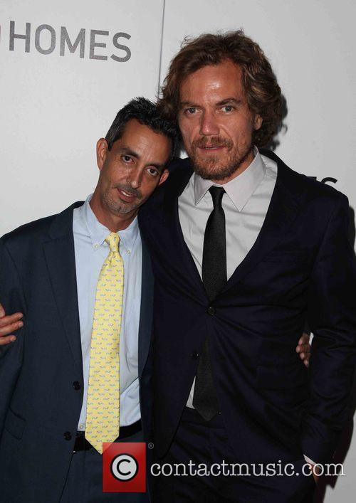 Marc Andrews and Michael Shannon 1