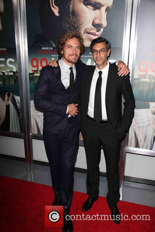 Michael Shannon and Ramin Bahrani