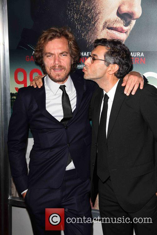 Michael Shannon and Ramin Bahrani 1