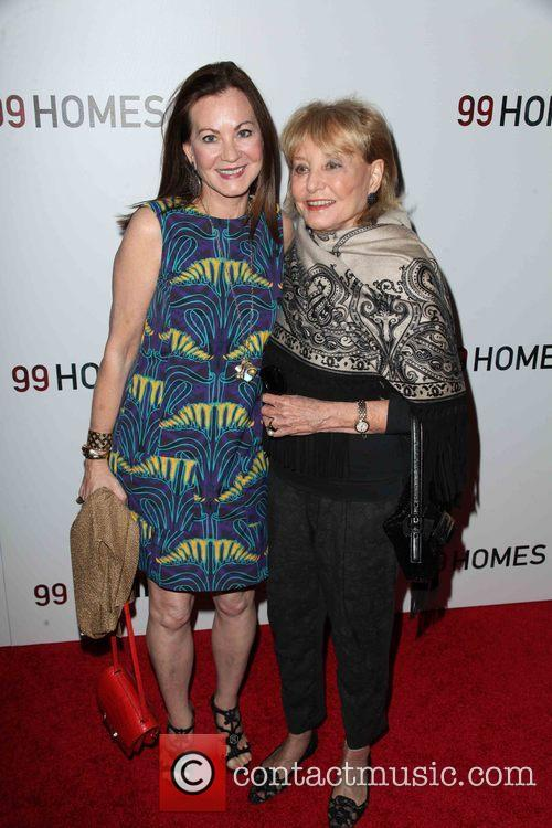 Judith Giuliani and Barbara Walters