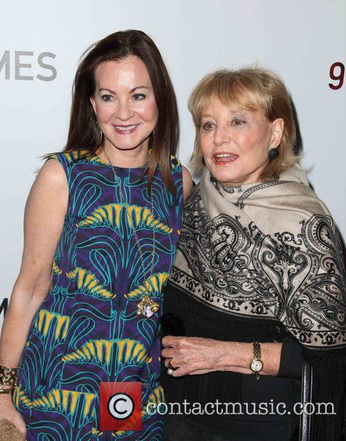 Judith Giuliani and Barbara Walters 1