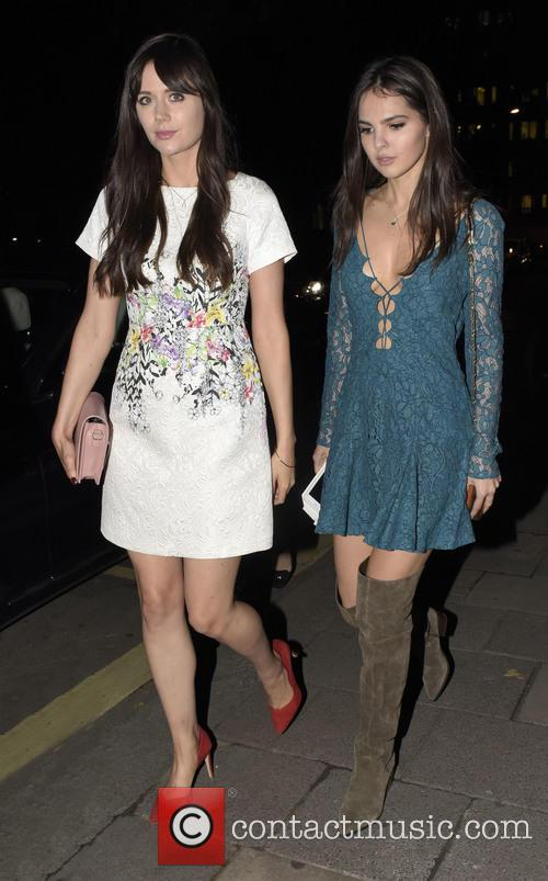 Doina Ciobanu and Lilah Parsons 1