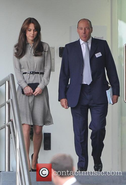 Catherine Duchess Of Cambridge 1