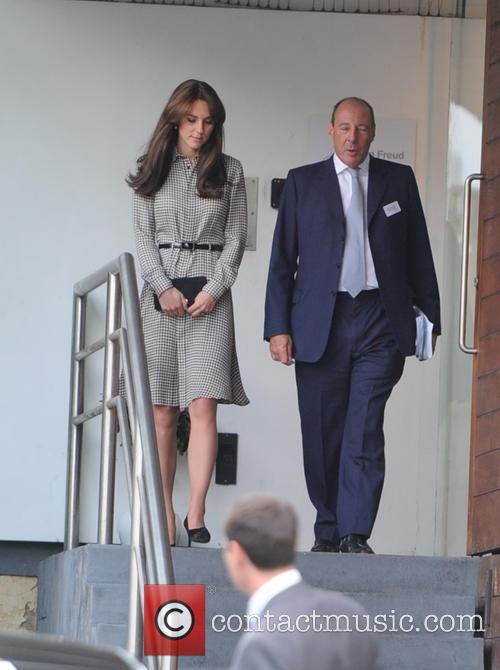 Catherine Duchess Of Cambridge 2