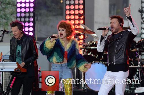 Duran Duran and Simon Le Bon 3