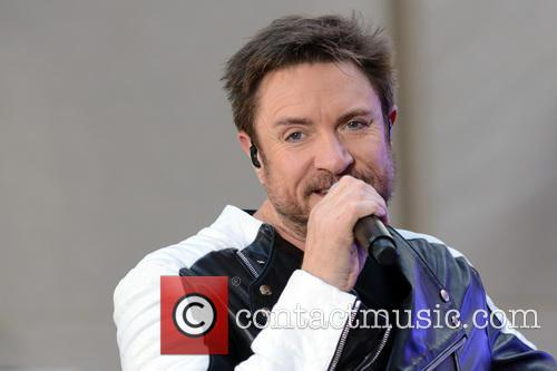 Duran Duran and Simon Le Bon 8