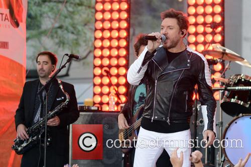 Duran Duran and Simon Le Bon 1