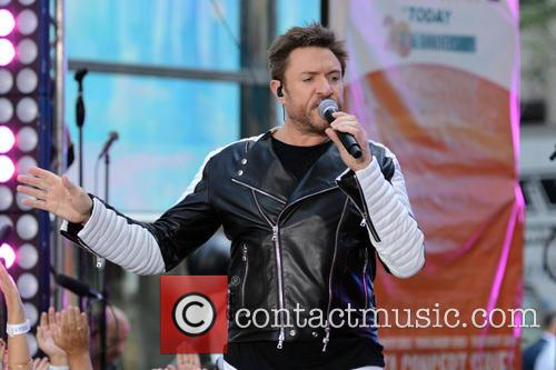 Duran Duran and Simon Le Bon 9