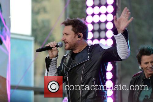 Duran Duran and Simon Le Bon 10