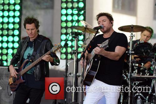 Duran Duran, Simon Le Bon, Nigel John Taylor and Roger Taylor 1