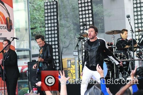 Duran Duran, Nigel John Taylor and Roger Taylor 2