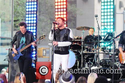 Duran Duran, Simon Le Bon, Nigel John Taylor and Roger Taylor 2