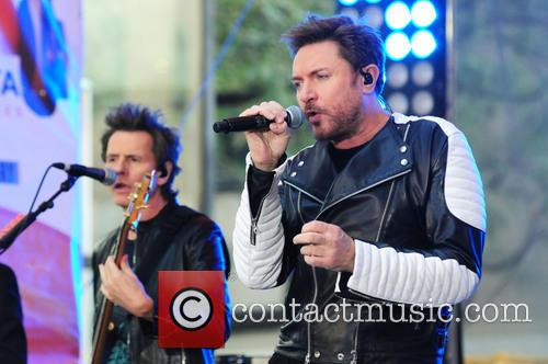 Duran Duran, Simon Le Bon and Nigel John Taylor 1