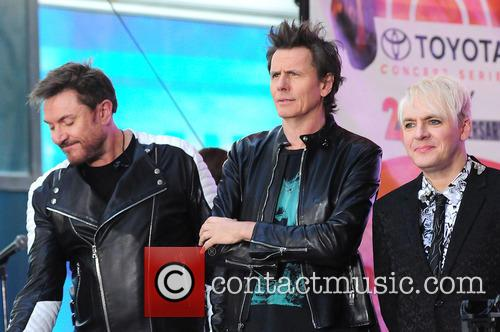 Duran Duran, Nigel John Taylor and Nick Rhodes 2