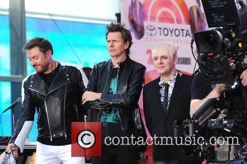 Duran Duran, Nigel John Taylor and Nick Rhodes 3