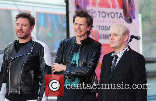 Duran Duran, Nigel John Taylor and Nick Rhodes 4