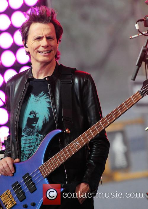 Duran Duran and Nigel John Taylor 7