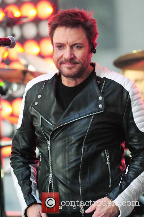 Duran Duran and Simon Le Bon 4