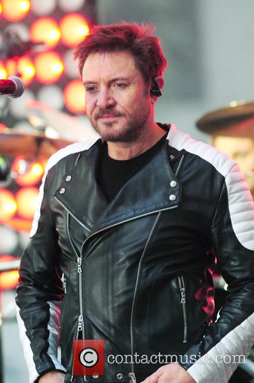 Duran Duran and Simon Le Bon 5