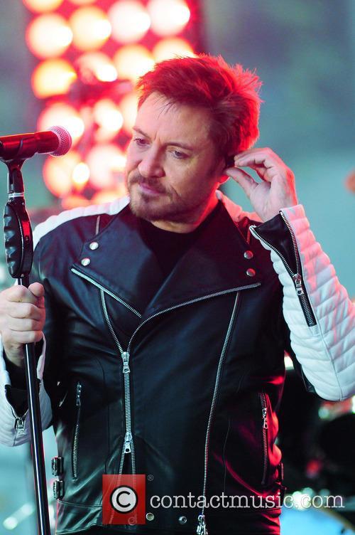 Duran Duran and Simon Le Bon 6