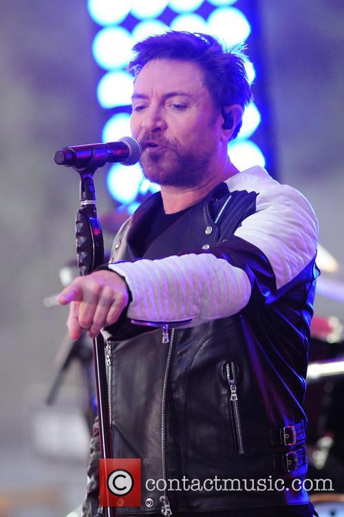 Duran Duran and Simon Le Bon 7