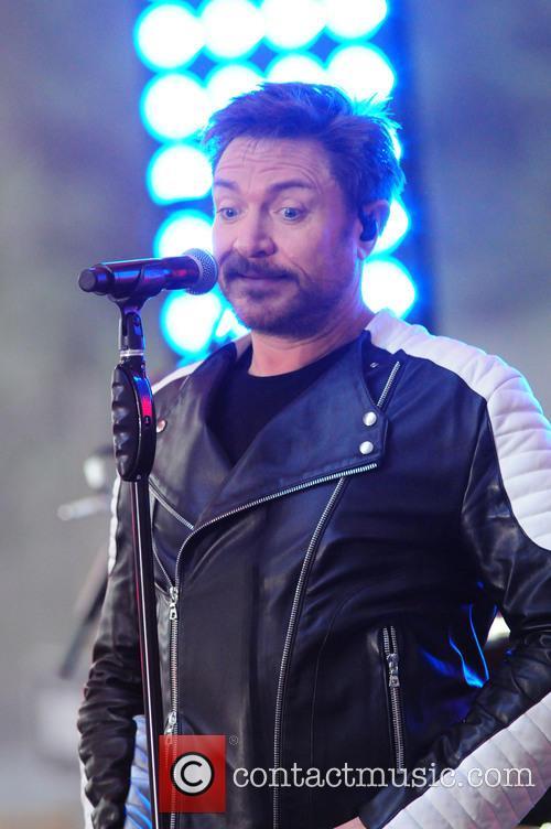 Duran Duran and Simon Le Bon 8