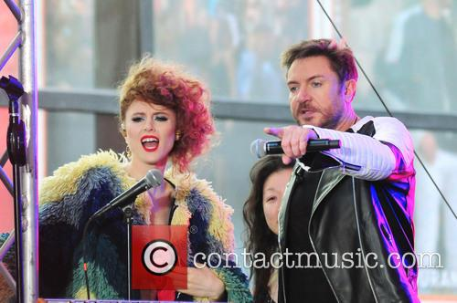 Kiesza and Simon Lebon 1