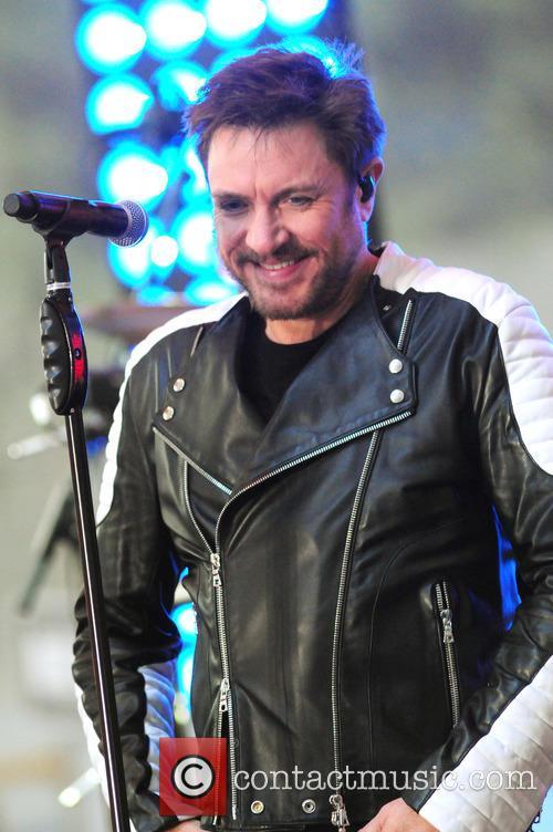 Duran Duran and Simon Le Bon 10