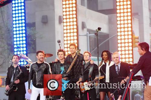 Duran Duran and Roger Taylor 4
