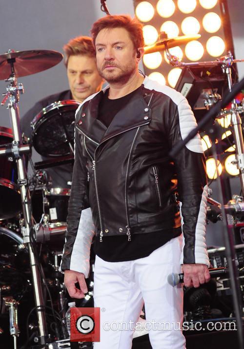 Duran Duran and Simon Le Bon 11