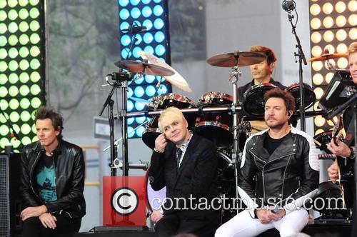 Duran Duran, Nigel John Taylor, Nick Rhodes and Roger Taylor 2