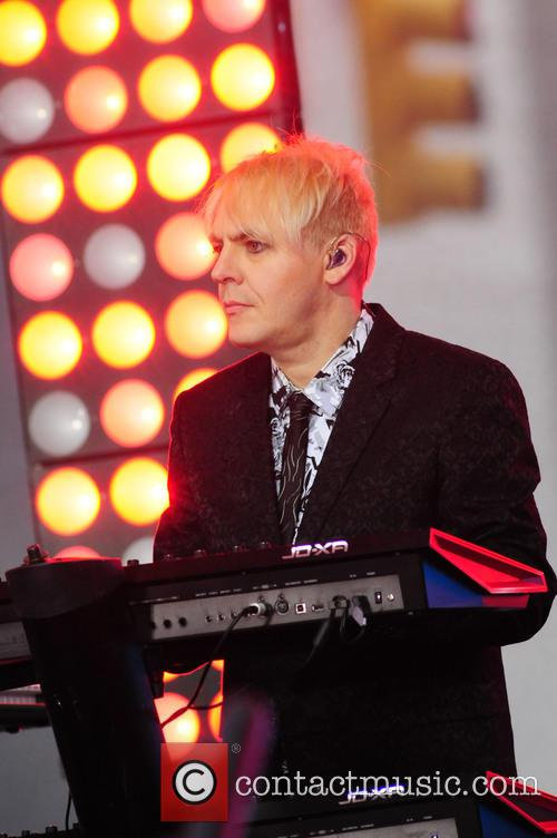 Duran Duran and Nick Rhodes 4