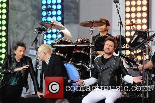 Duran Duran, Nigel John Taylor, Nick Rhodes and Roger Taylor 3