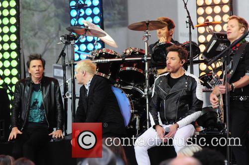 Duran Duran, Nigel John Taylor, Nick Rhodes and Roger Taylor 4