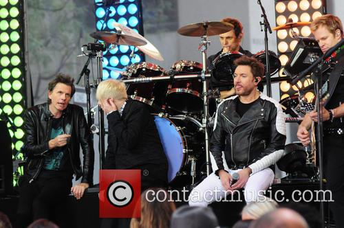 Duran Duran, Nigel John Taylor, Nick Rhodes and Roger Taylor 1