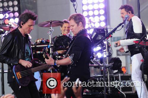 Duran Duran, Nigel John Taylor and Roger Taylor 1