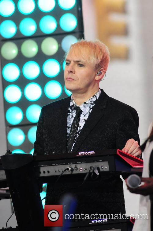 Duran Duran and Nick Rhodes 5