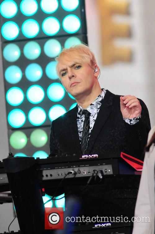 Duran Duran and Nick Rhodes 1