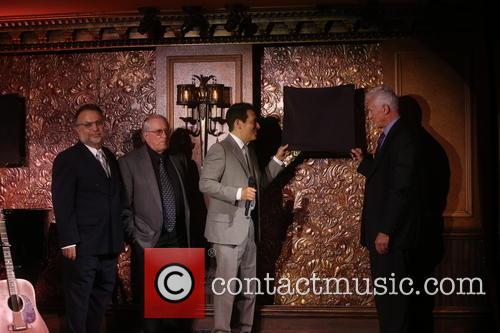 Richard Frankel, Steve Baruch, Michael Feinstein and Tom Viertel 2