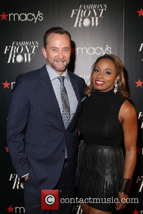Clinton Kelly and Devyn Simone