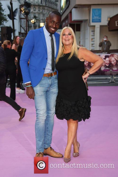 Vanessa Feltz and Ben Ofoedu 1