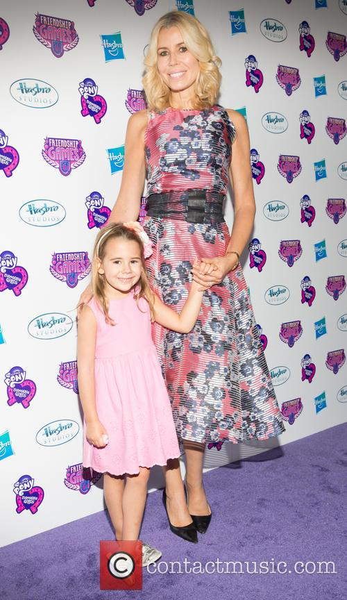 Friendship, Aviva Drescher and Sienna Drescher 1
