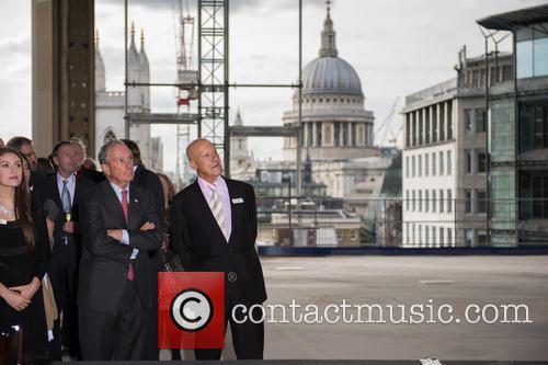 Norman Foster and Bloomberg 3