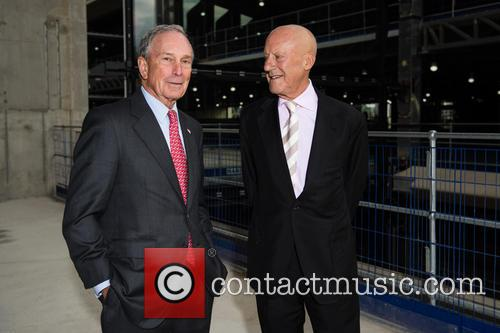 Norman Foster and Bloomberg 5