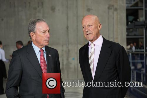Norman Foster and Bloomberg 1