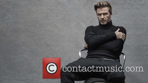 David Beckham for Mr Porter