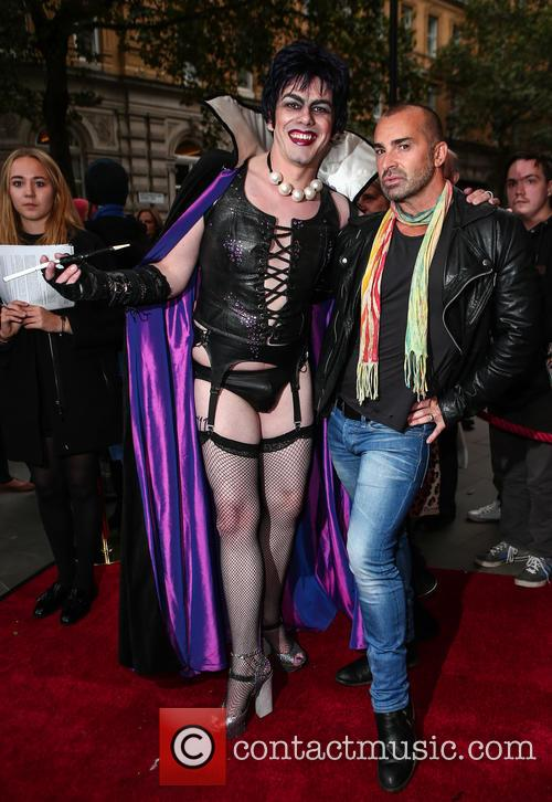 Rocky, Louis Spence and Frank N Furter 1