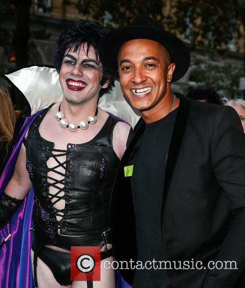 Jade Jones and Frank N Furter 1